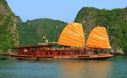 Victory Halong Private Cruise