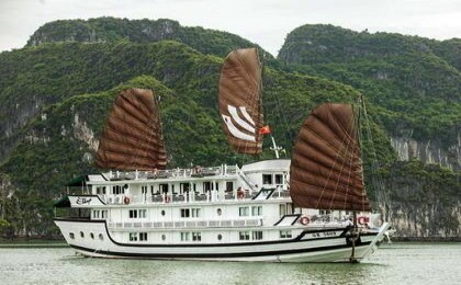 The Bhaya Halong Cruise