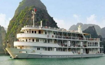The Au Co Halong Cruise