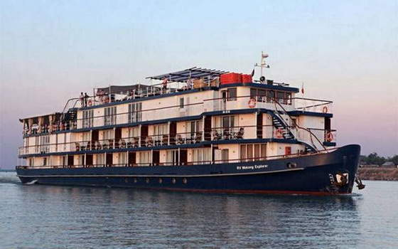 Luxury Mekong River Cruises