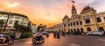 Saigon Optional Tours Photos